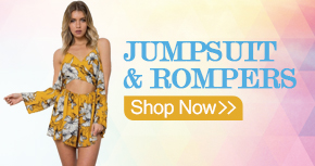 Jumpsuit & Rompers